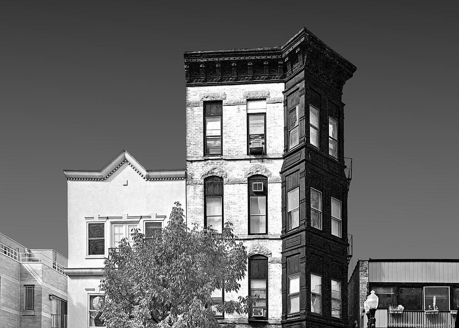Old Photograph - Old Town Chicago - The Second City by Christine Till