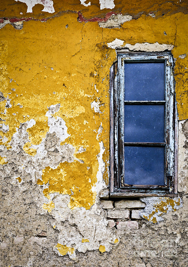 Wall Photograph - Old Wall In Serbia by Elena Elisseeva