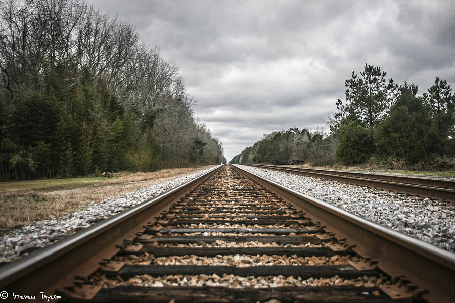 On Track Photograph