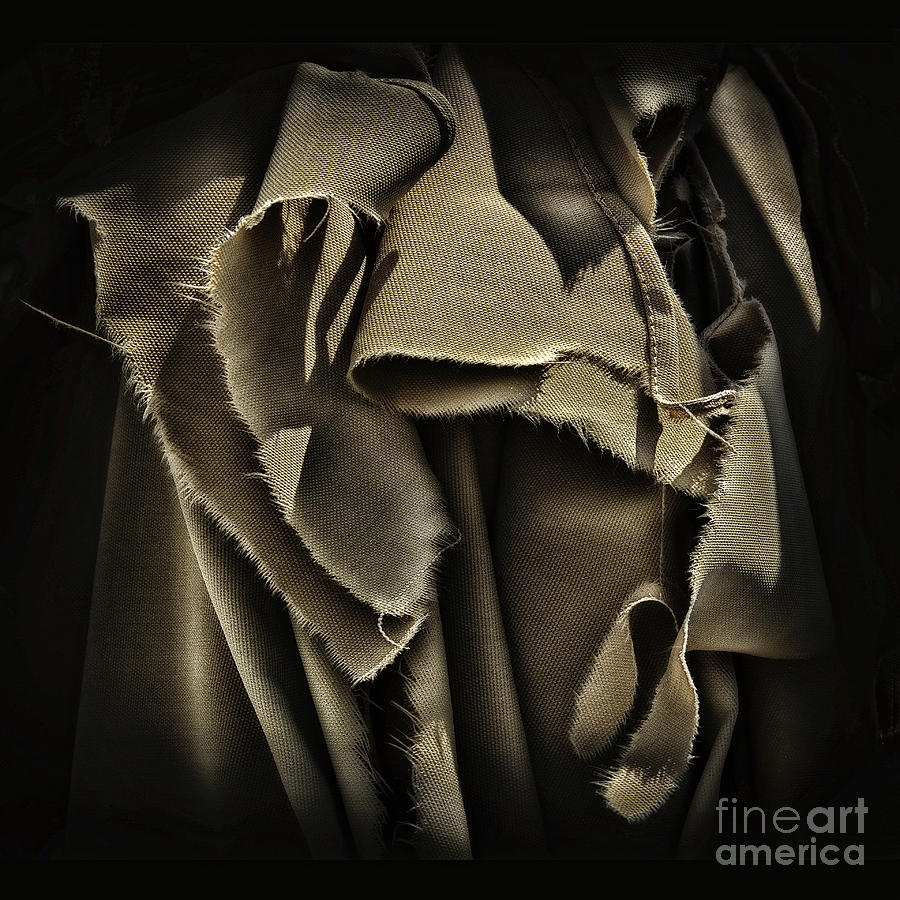 Torn Photograph - Once In A Torn Dream by Walt Foegelle