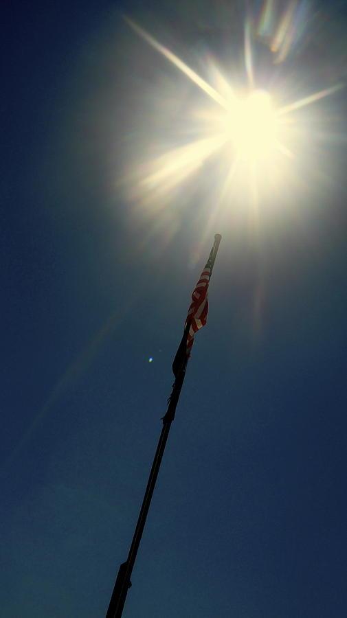 One Nation Under God Photograph