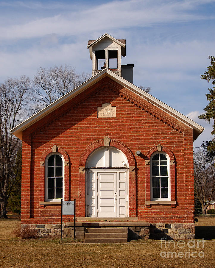 S One Room Schoolhouse