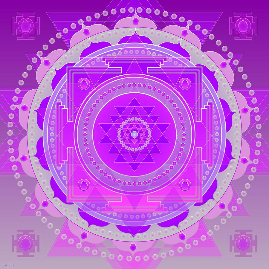 Gifts For Her Digital Art - Oneness And Unity by Sarah  Niebank