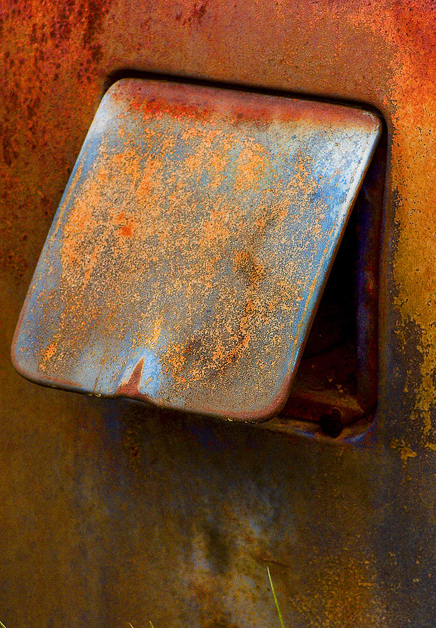 Car Photograph - Open Cap by Jean Noren