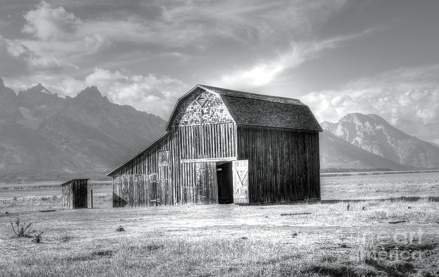 Grand Teton Photograph - Open Door by Kathleen Struckle