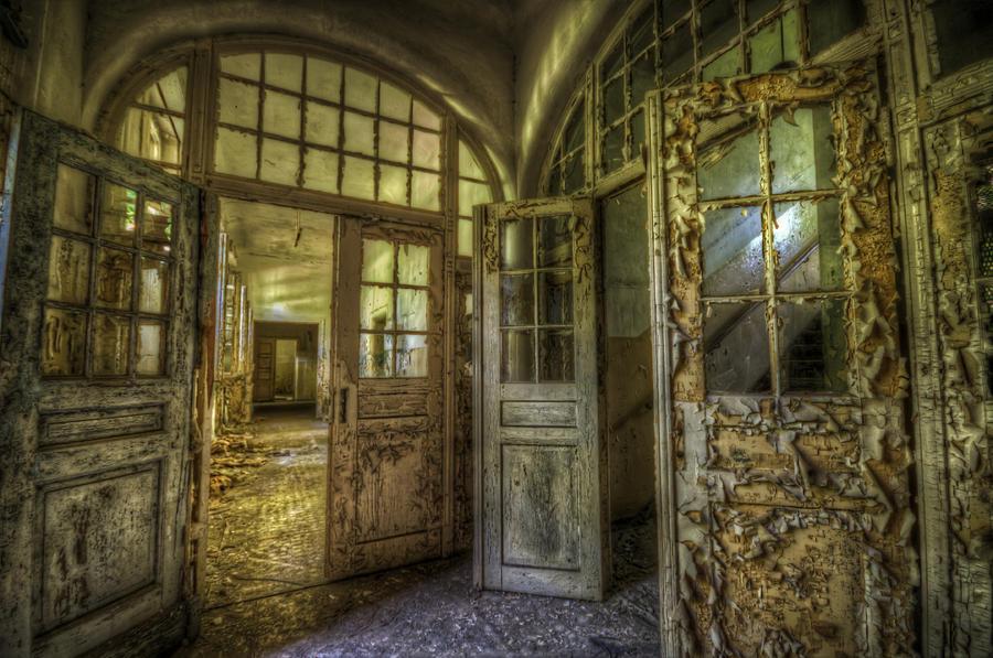 Open Doors Digital Art