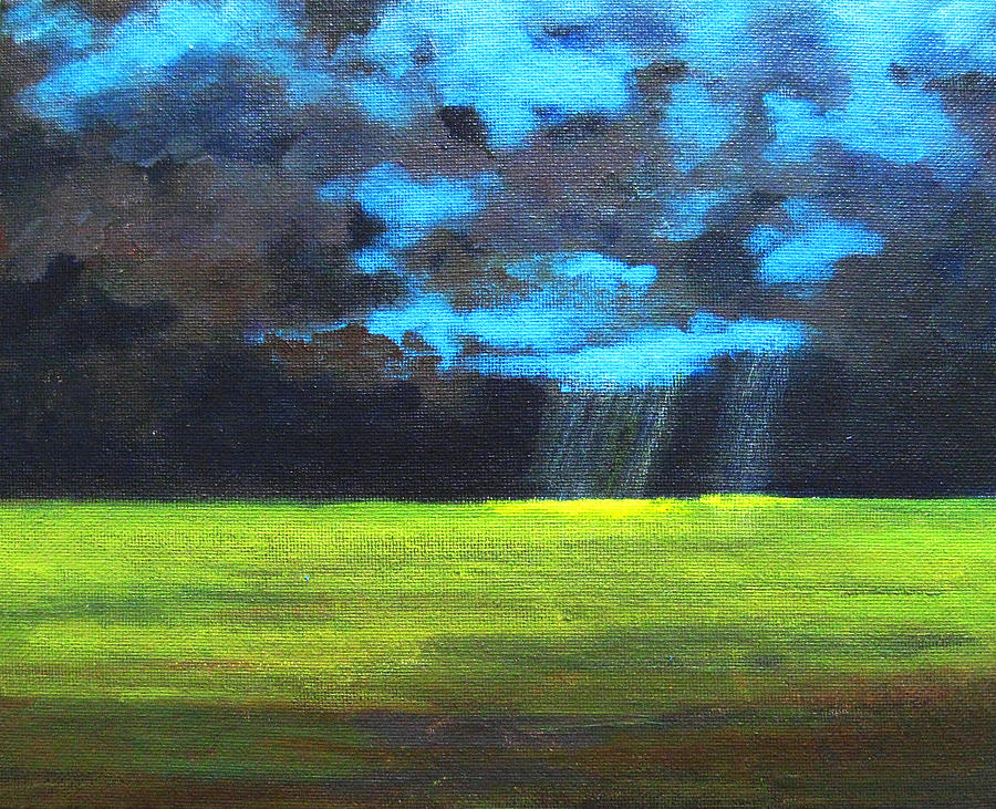Open Field IIi Painting