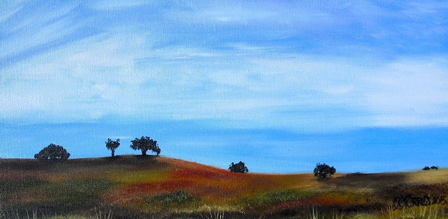 Open Field Painting