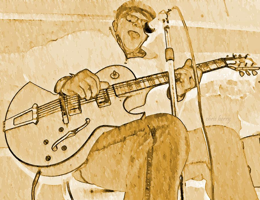 Open Jam Photograph