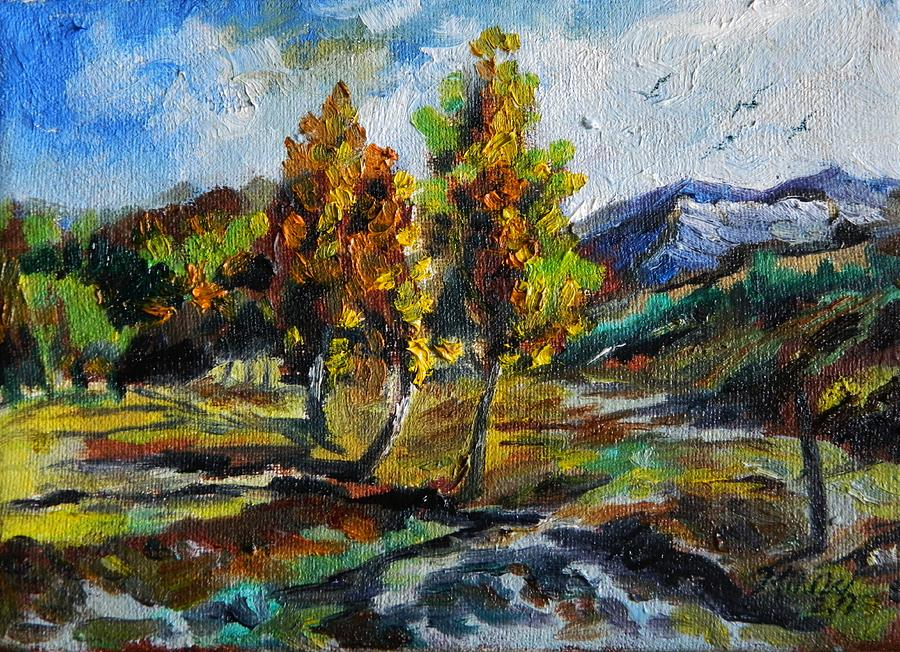 Open Valley Painting