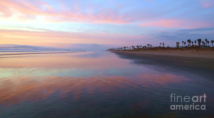 Orange County Seascape Photograph  - Orange County Seascape Fine Art Print