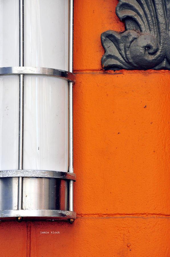 Orange Lite Photograph