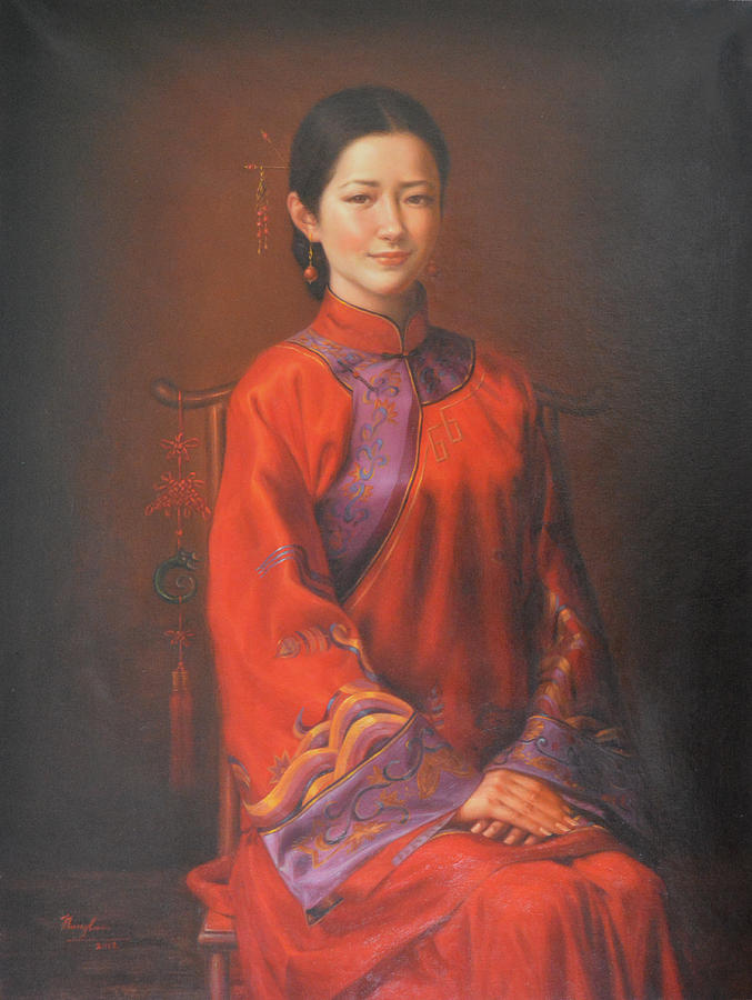 the lady in the painting chinese pdf