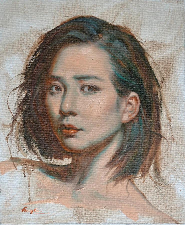 Original Oil Painting Painting - Original Impression Oil Painting Art ...