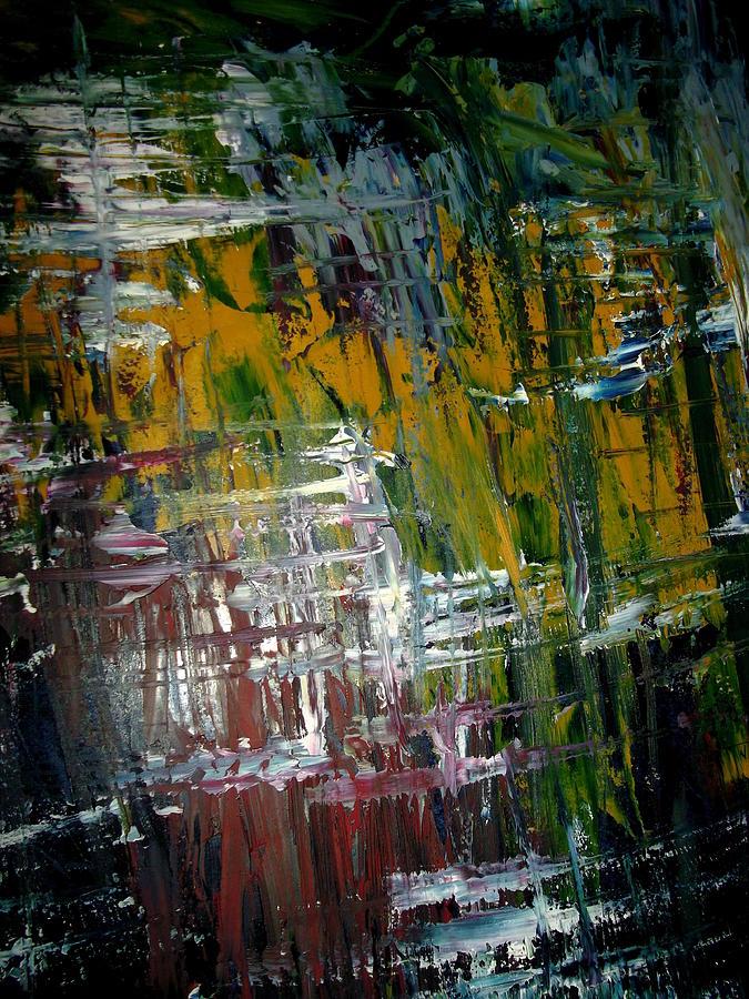 Origins Of Plaid Painting