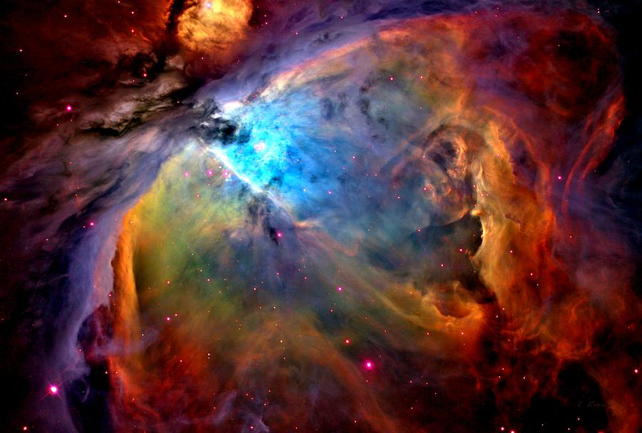 Hubble Telescope Orion Nebula - Pics about space