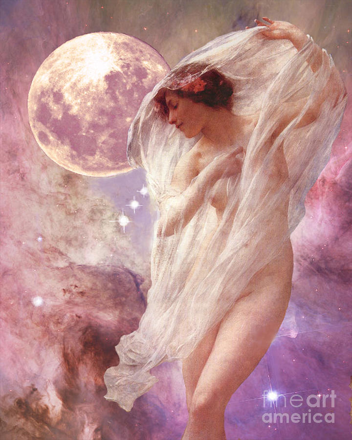 Orion Digital Art - Orions Dancer by Maureen Tillman