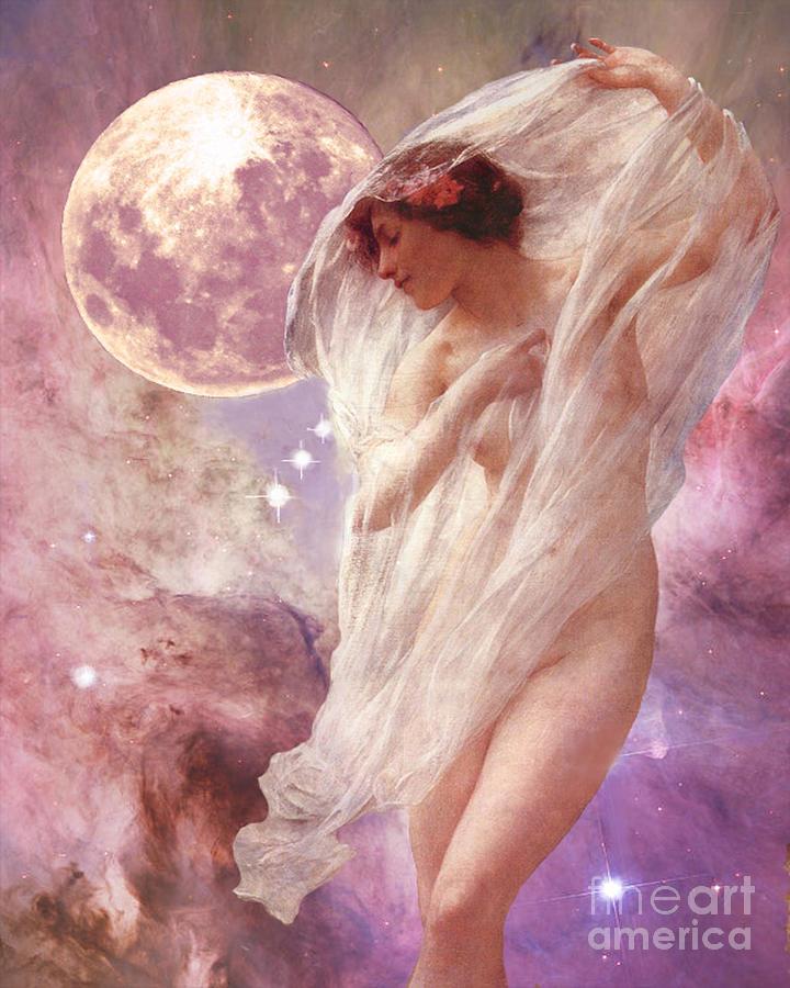 Orions Dancer Digital Art