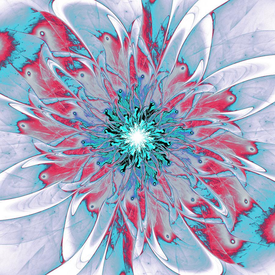 Computer Digital Art - Ornate by Anastasiya Malakhova