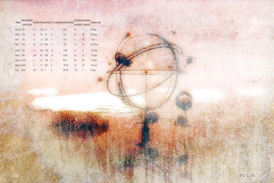 Orrery Digital Art