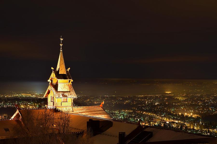 Oslo Evening Photograph