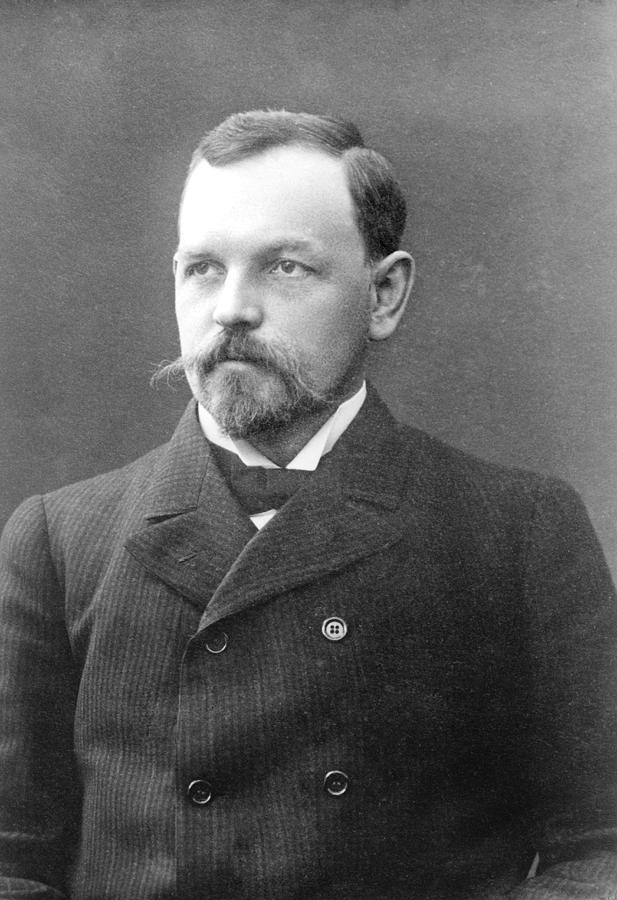 Otto Nordenskjold, Swedish Geologist Photograph