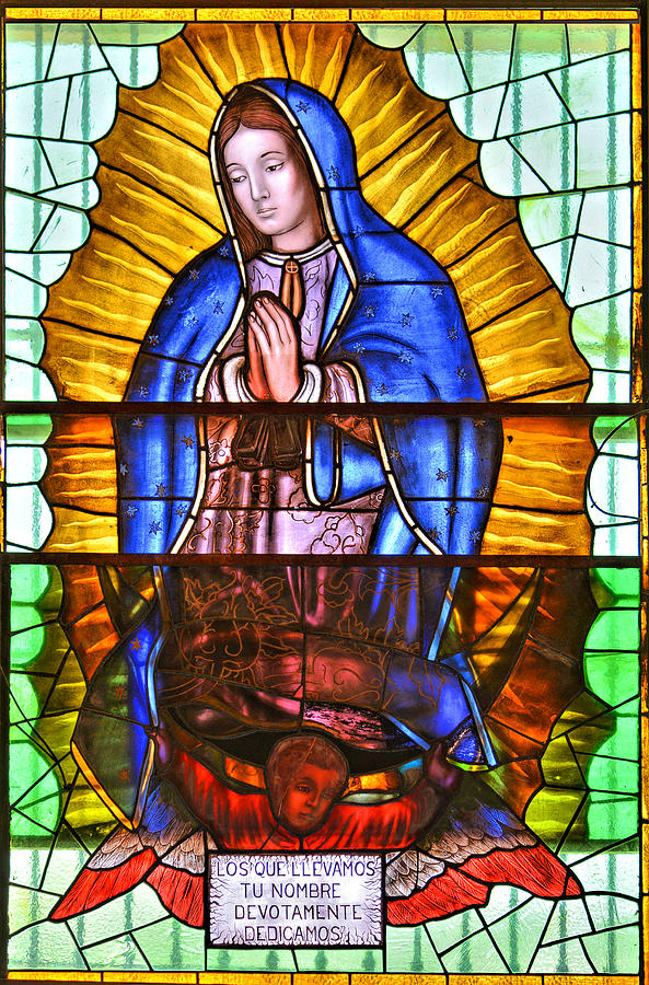 Our Lady Of Peace Photograph