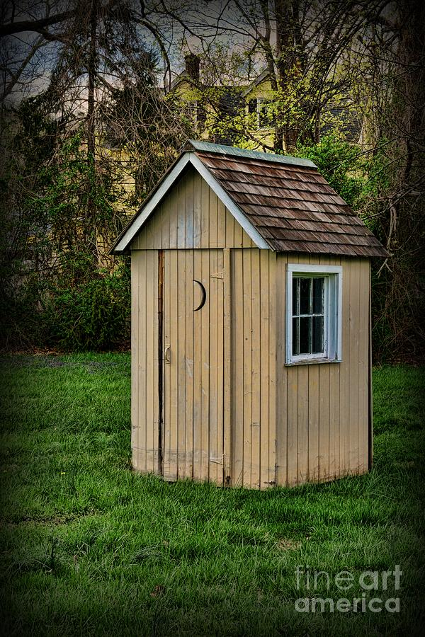 Outhouse - 8 Photograph