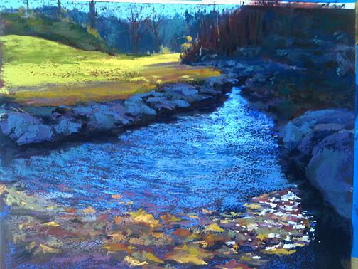 Ozark Autumn Pastel