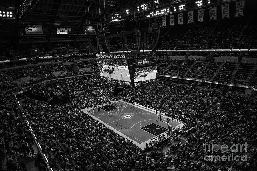 Pacers Indiana Photograph