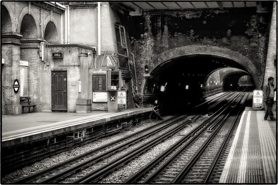 Paddington Grunge Photograph