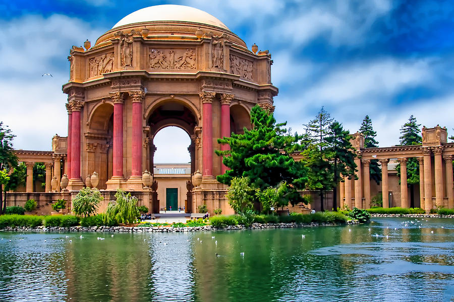Palace of fine arts san francisco photograph by jon berghoff for Art san francisco museum