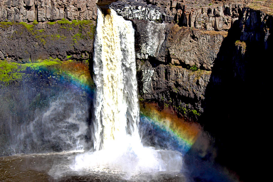 Palouse Falls Photograph