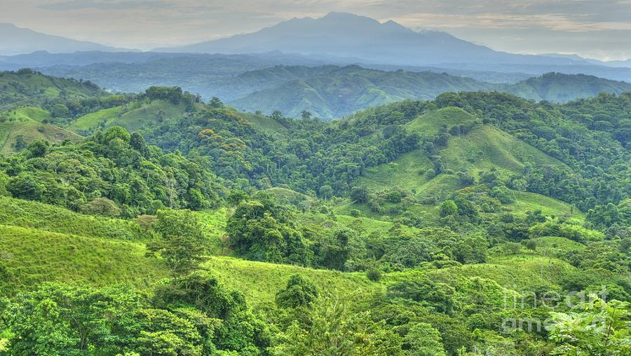 Panama Landscape Photograph