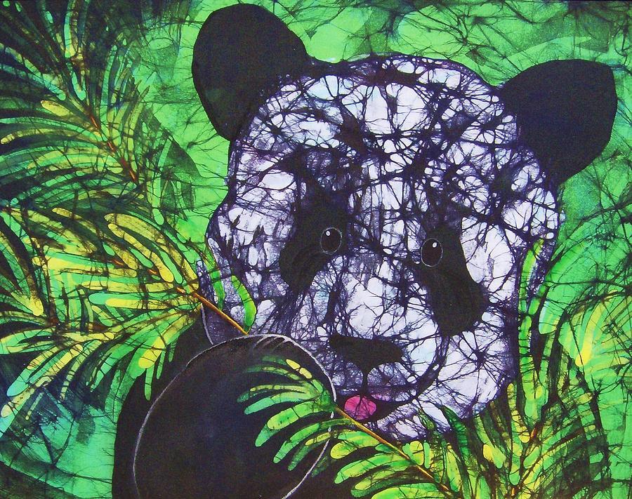 Panda Snack Tapestry - Textile