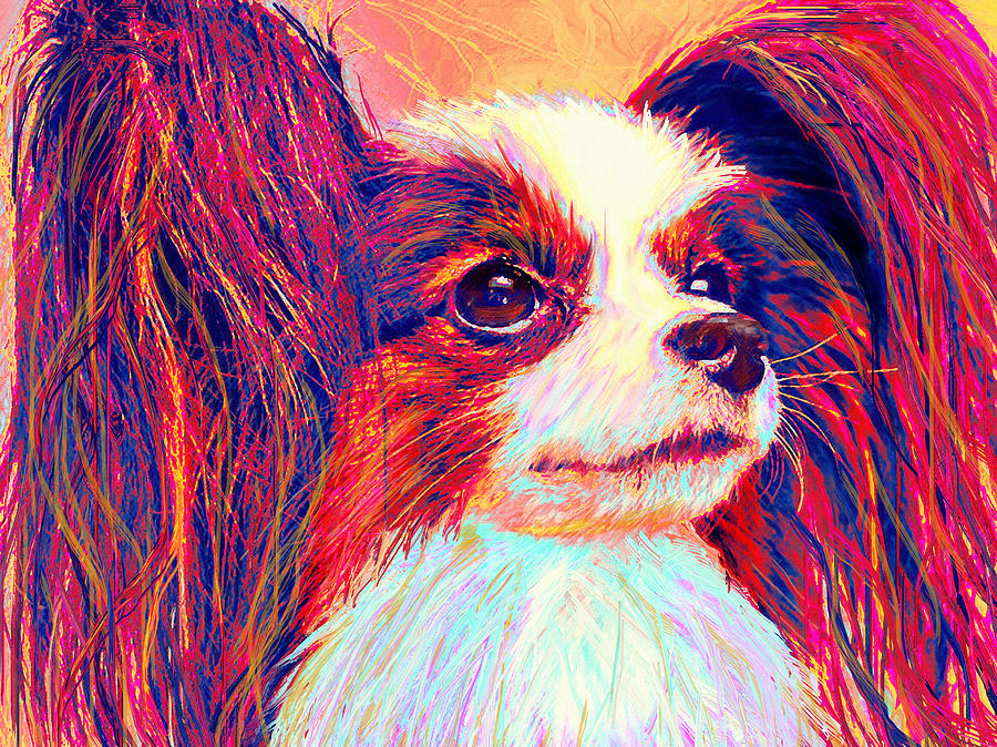 papillion II Digital Art