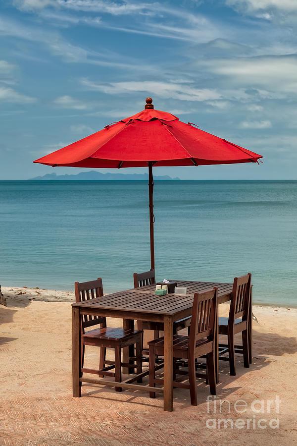 Paradise Dining Photograph