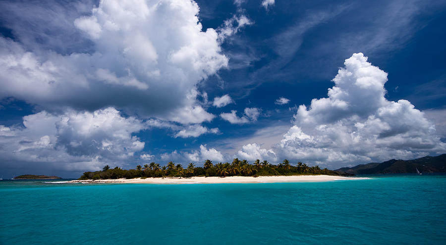 Paradise Is Sandy Cay Photograph