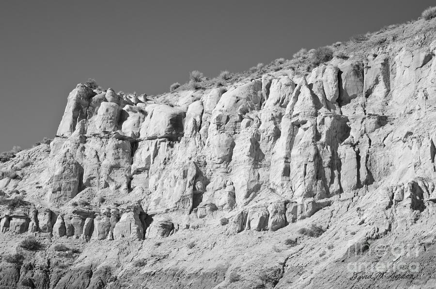 Black Photograph - Paria Utah Xi by Dave Gordon