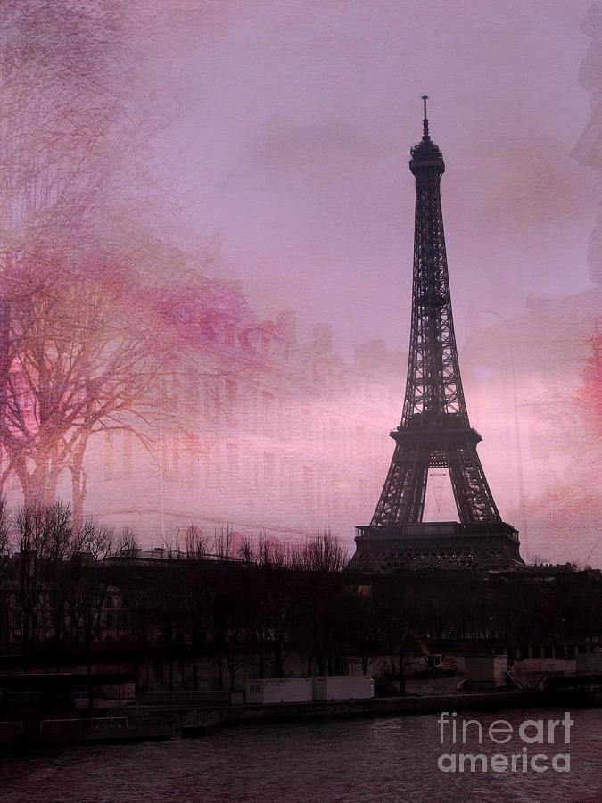 eiffel tower paris pink - photo #12
