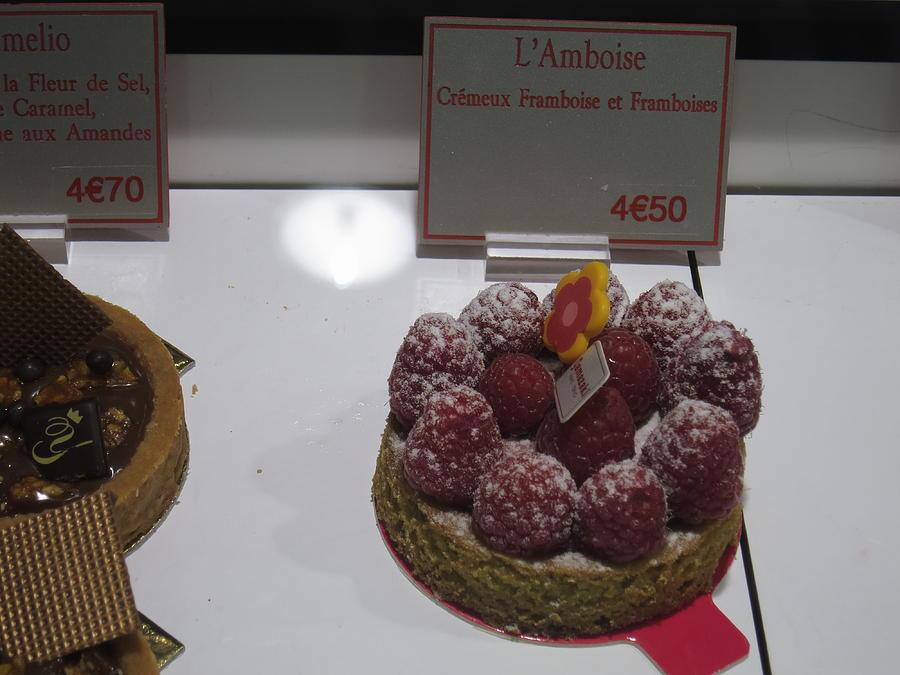 Paris Photograph - Paris France - Pastries - 1212144 by DC Photographer