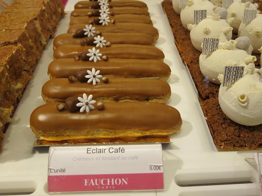 Paris France - Pastries - 121279 Photograph