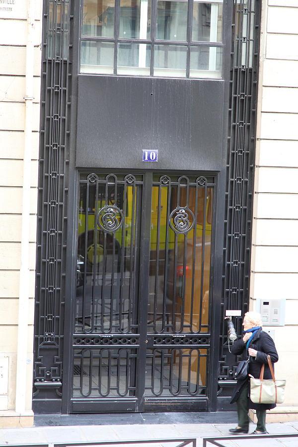 Paris Photograph - Paris France - Street Scenes - 0113103 by DC Photographer