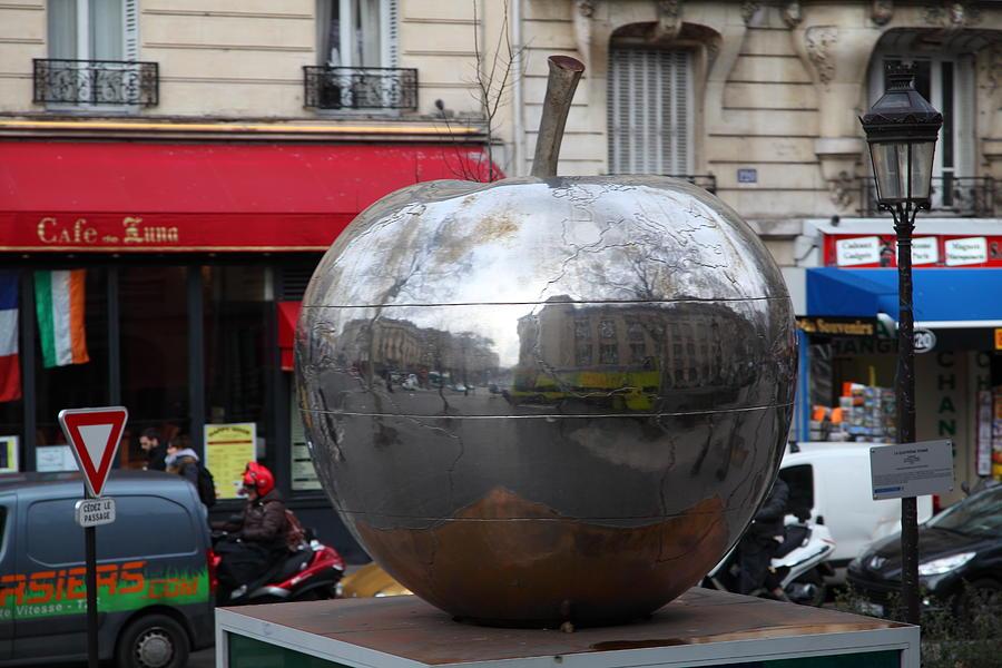 Paris France - Street Scenes - 0113136 Photograph