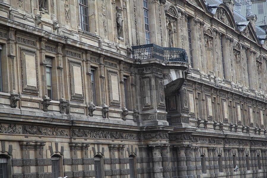 Paris France - Street Scenes - 011337 Photograph