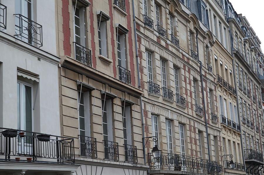 Paris France - Street Scenes - 011357 Photograph