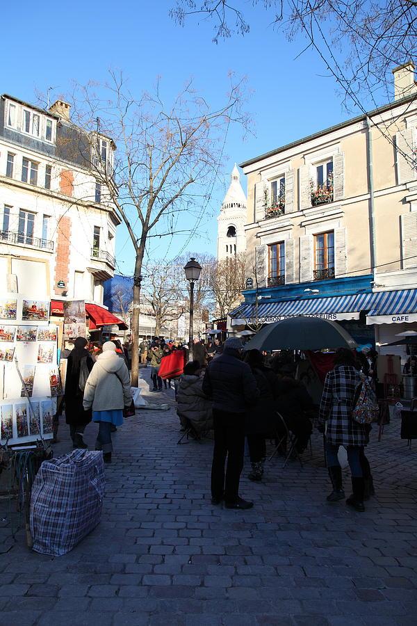 Paris France - Street Scenes - 01139 Photograph