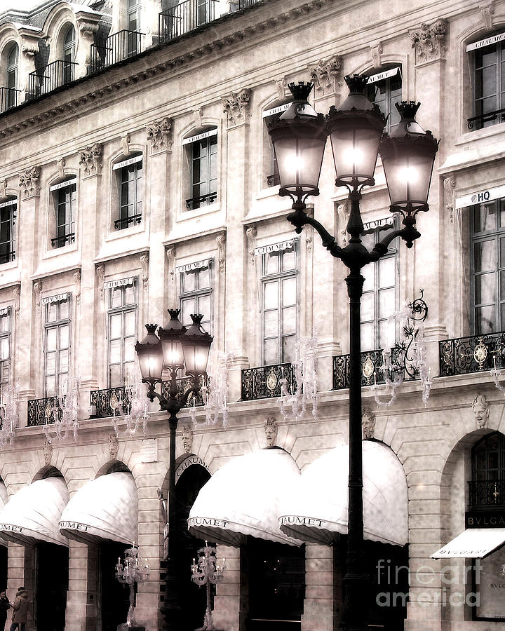 paris lighting street - photo #39