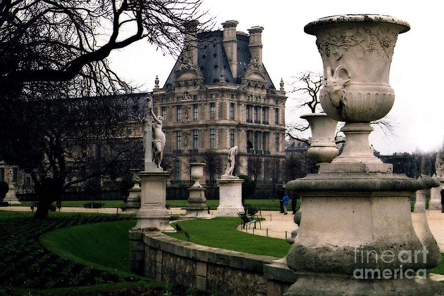 Paris louvre tuileries park jardin des tuileries garden - Statues jardin des tuileries ...