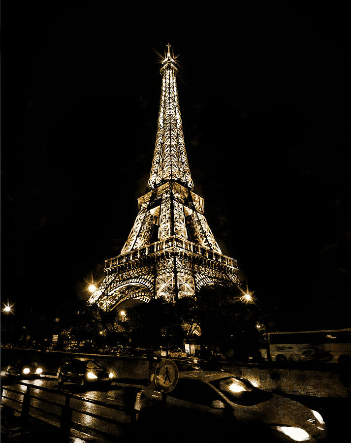 Paris Wonder Photograph  - Paris Wonder Fine Art Print